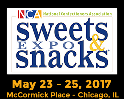 Sweets and Snacks Expo 2017