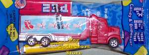 Holiday Santa Hauler Pez mint in bag