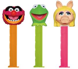 2012 Muppets Pez Set