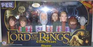 Walmart Exclusive Lord of the Rings Pez with Eye of Sauron