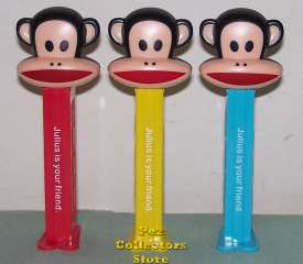 Paul Frank Julius the Monkey Pez