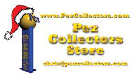 Pez Collectors Store Christmas Wish List