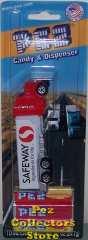 Safeway Grocery Truck Hauler Promotional Pez