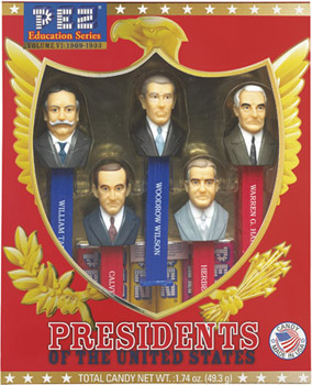 President Pez Volume 7 Boxed Set