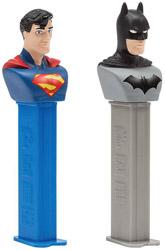 European Superman and Batman pez