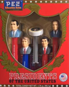 President Pez Volume 8 Boxed set