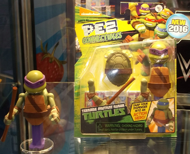 Connectibles Teenage Mutant Ninja Turtles
