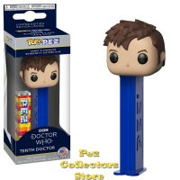 Doctor Who Tenth Doctor POP!+PEZ
