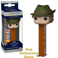 Doctor Who Fourth Doctor POP!+PEZ