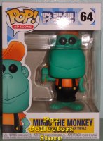Teal Mimic the Monkey PoP!