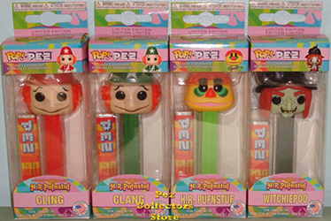 H.R. Pufnstuf POP! PEZ Bundle