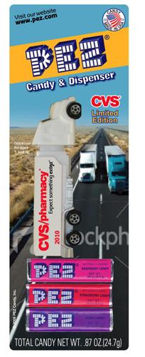 CVS Pharmacy exclusive Pez Hauler Rig