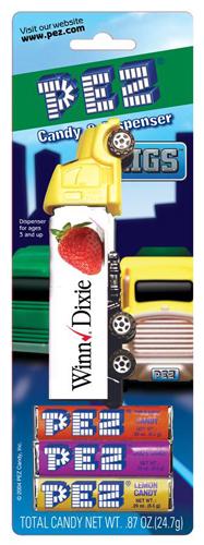 Winn-Dixie Exclusive Pez Hauler Rig
