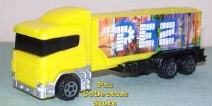 Eurobully Pez truck with big scoop