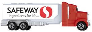 Safeway Promotional truck pez