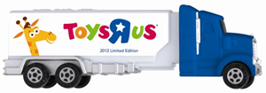 Toys R Us Promotional Truck Pez
