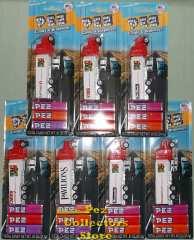 7 Safeway Chain Employee Promotional Pez Trucks