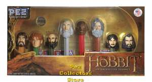The Hobbit Pez Loose to save on shipping