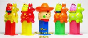 Snoopy 2 mini pez