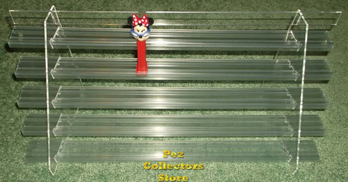 Pez Collectors Store Grandstand Display