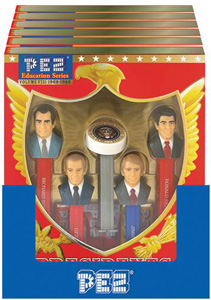 President Pez Volume 8 Boxed Set