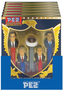 President Pez Volume 9 Boxed Set