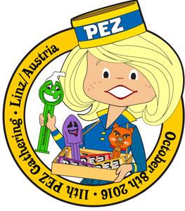 2016 Linz Pez Gathering logo