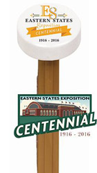 Eastern States Exposition Centennial Pez