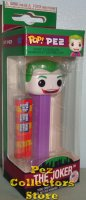DC Comics The Joker POP!+PEZ