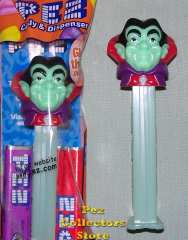 Vampire Pez mint in bag