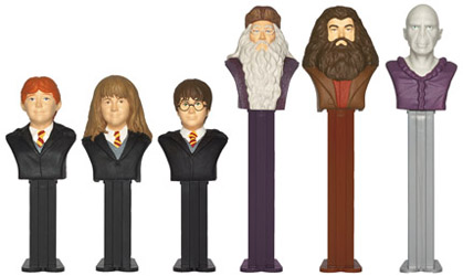 Harry Potter Pez Loose