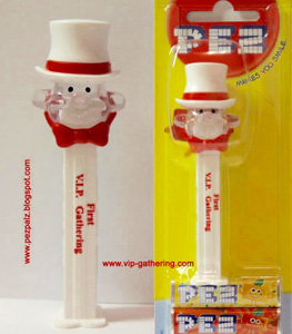 2015 VIP Gathering Crystal Groom Pez