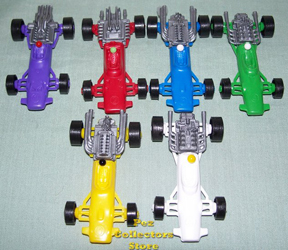 Auto Pez Racing Cars