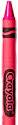 raspberry crayon