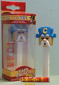 Cap'n Crunch Exclusive POP!+PEZ
